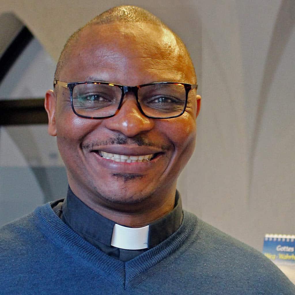 Pater Dr. Benjamin Atanga SAC