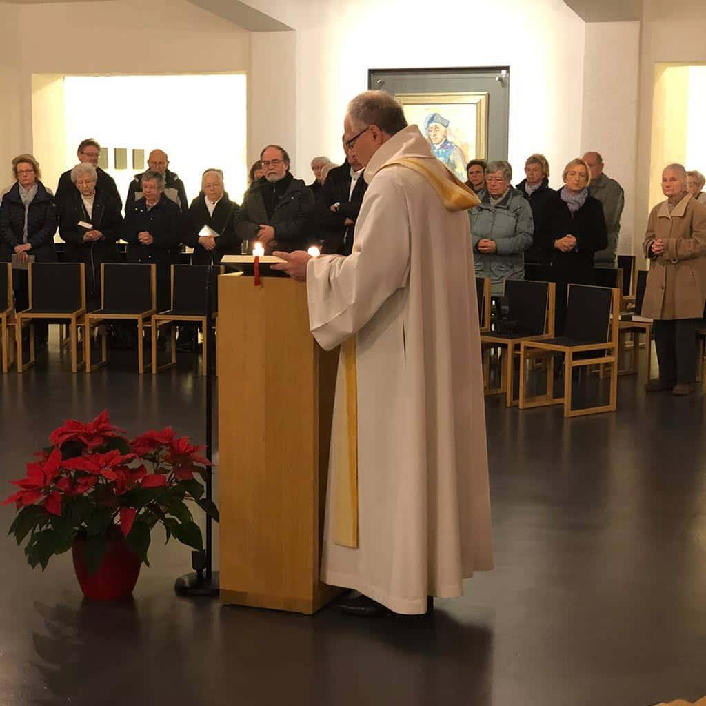 Vizeprovinzial Pater Michael Pfenning SAC