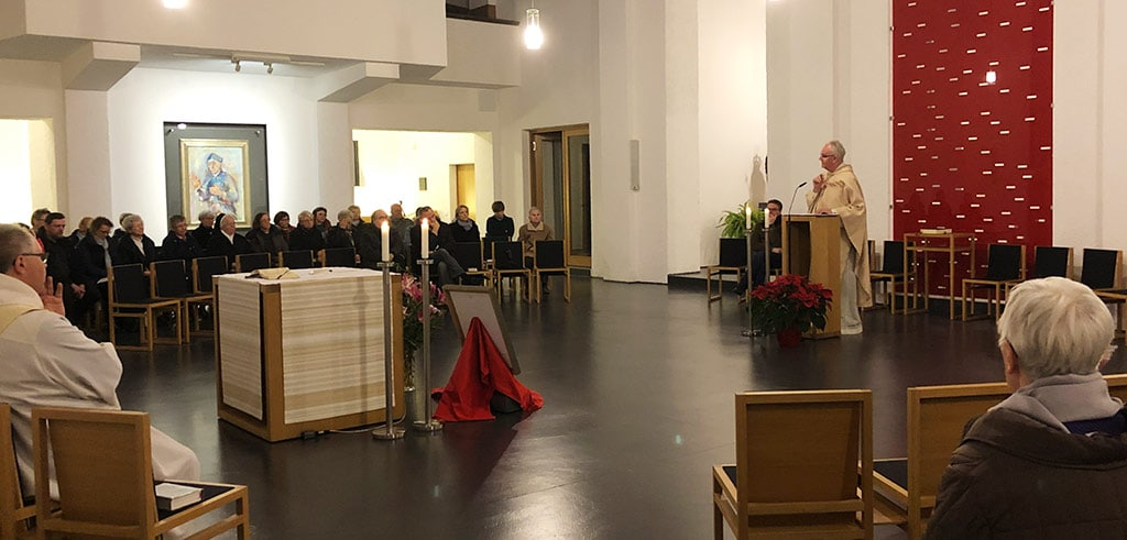 Predigt von Pater Alexander Holzbach SAC