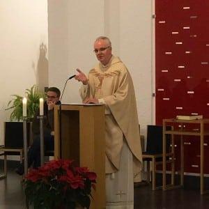 Predigt von Pater Holzbach