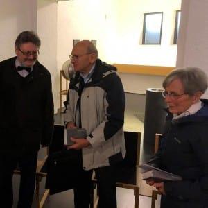 Gäste von der Ackermann-Gemeinde
