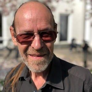 Pater Ulrich Scherer SAC