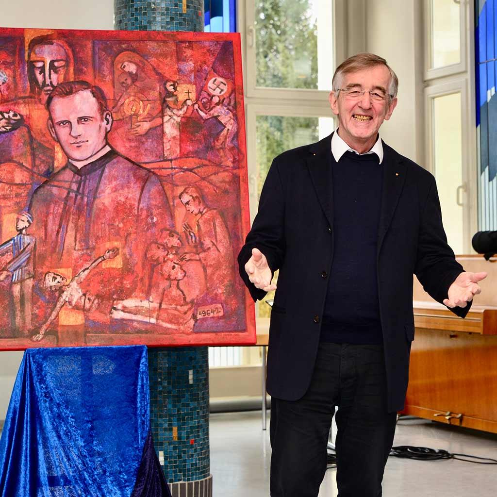 Pater Niederschlag SAC