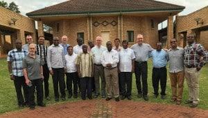 Afrikanisches Kontinentaltreffen 2019 in Südafrika
