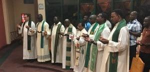 Pallottiner in Afrika - ein Kontinent, ein Glaube