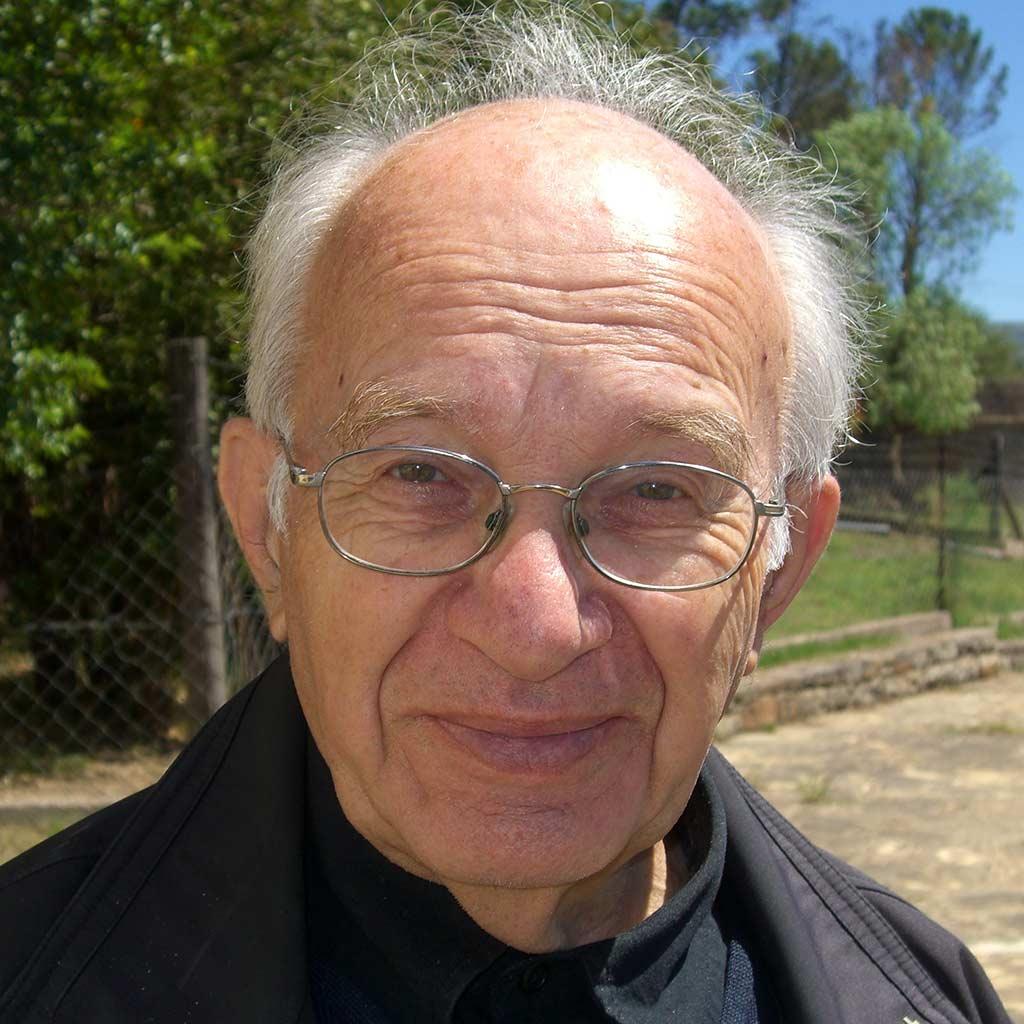 Pater Otmar Behlich SAC