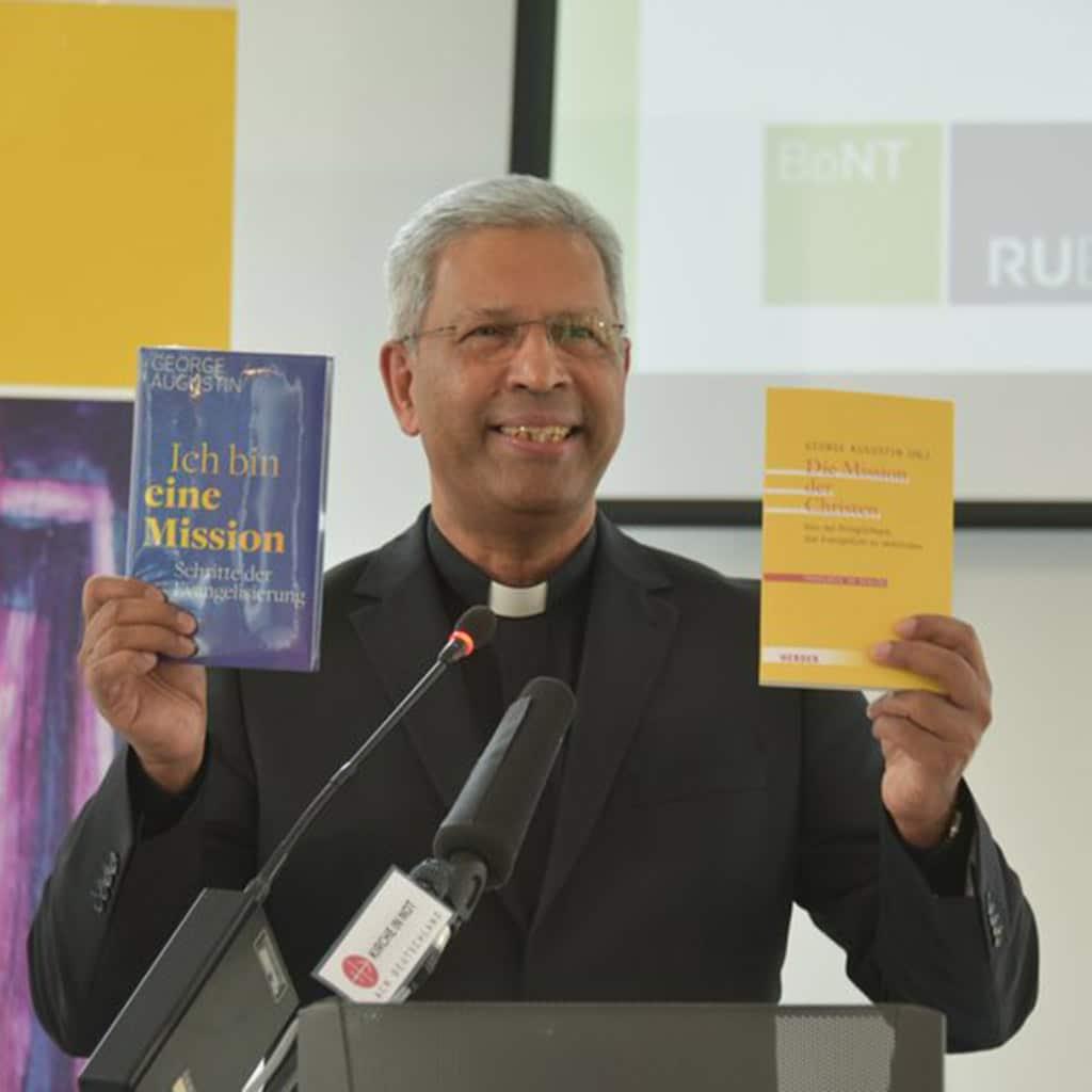 Prof. Pater George Augustin SAC