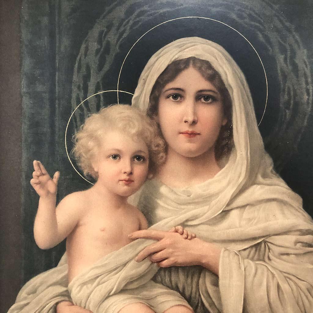 Maria, Mutter Jesu