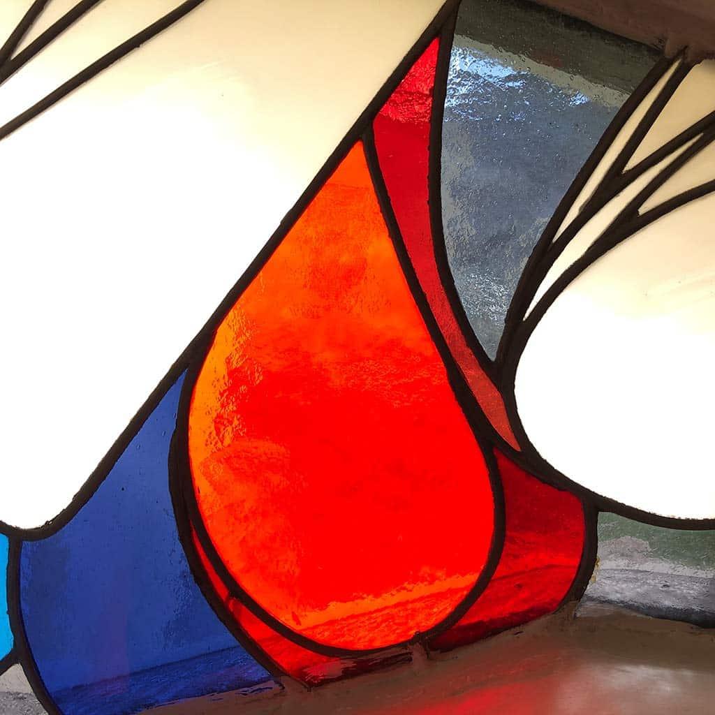 Kunst in der Wiener Pallottiner-Kirche Zur Königin der Apostel
