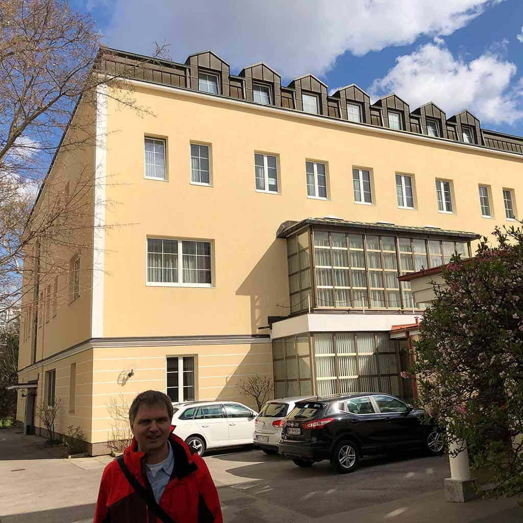 Pallotti-Haus in Wien Gästehaus der Pallottiner