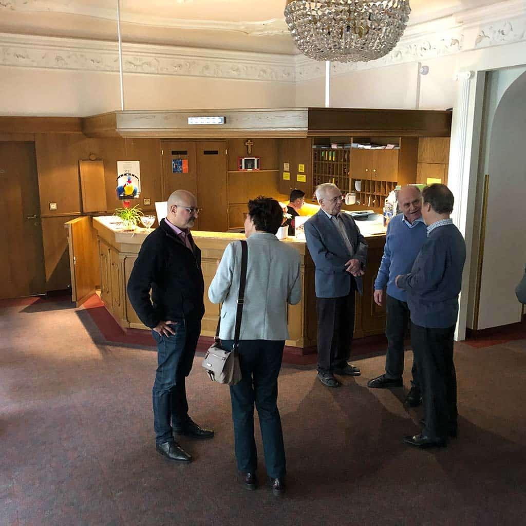 Treffen der Gästehäuser 2019 in Wien