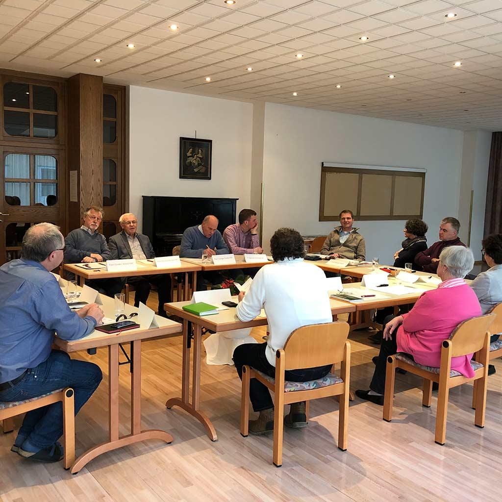 Tagung der Verantwortlichen der Gästehäuser der Pallottiner