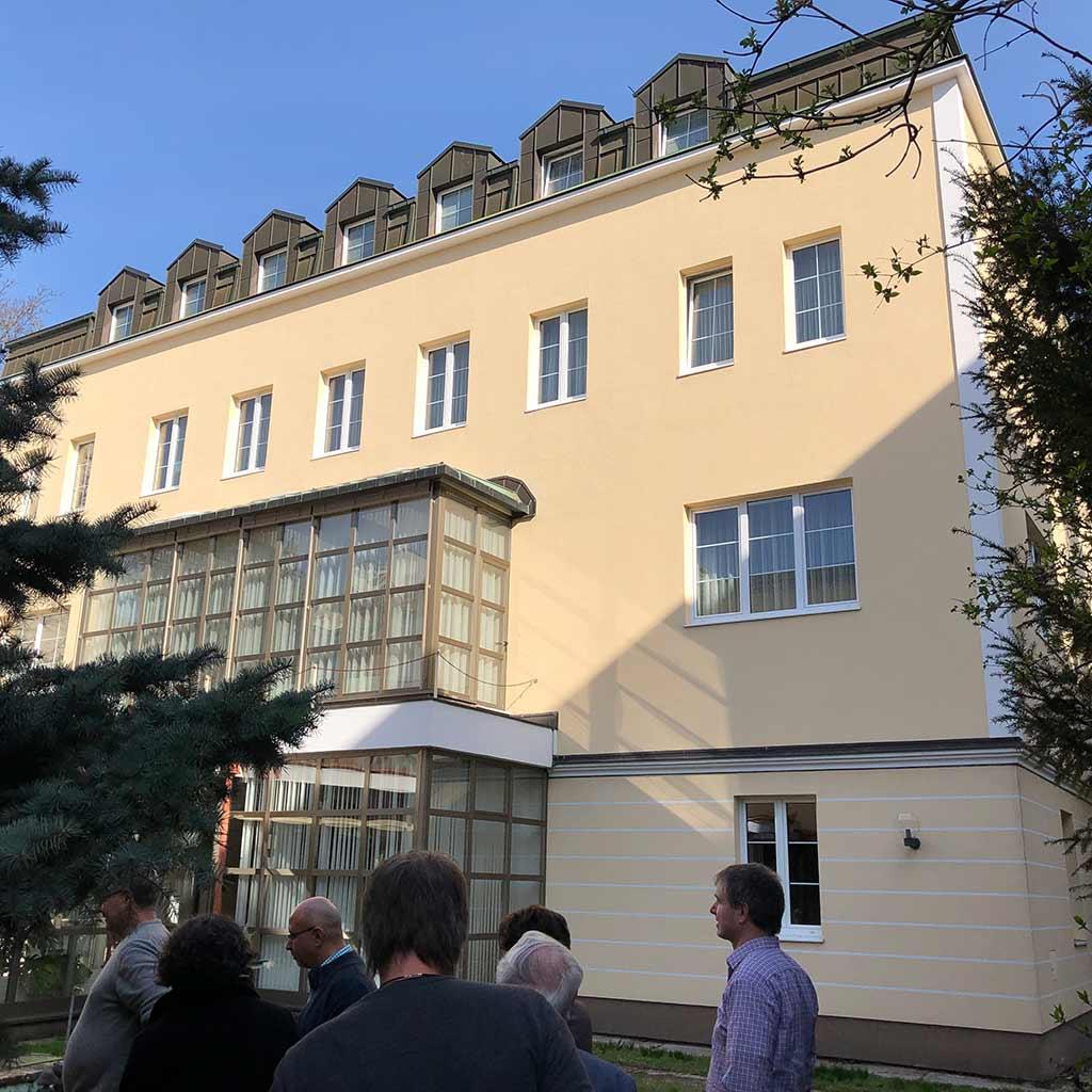 Gästehäusertreffen in Wien 2019
