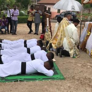 Ewige Profess in Nigeria