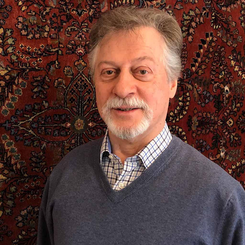 Pater Alfred Gruber SAC lebt und arbeitet in Wien