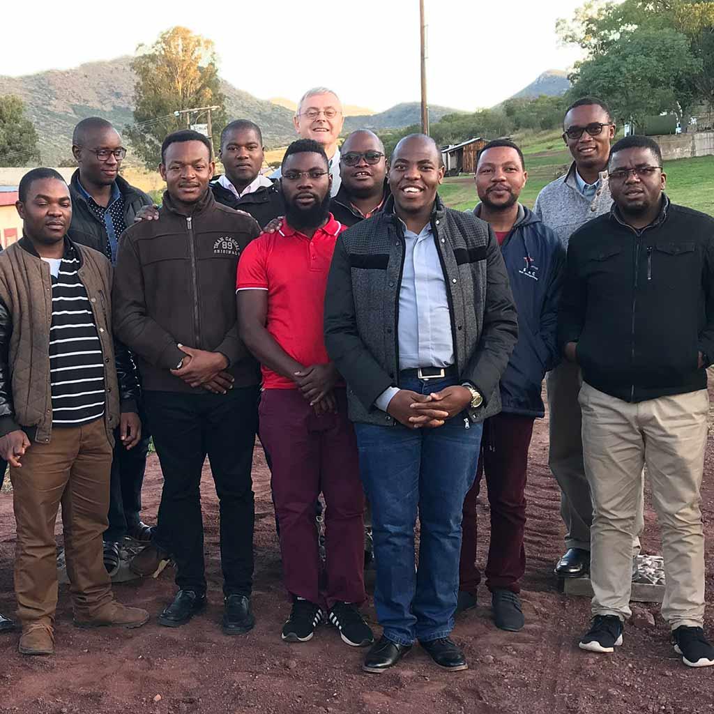 Pallottiner in Südafrika bei der Delegaturversammlung 2019