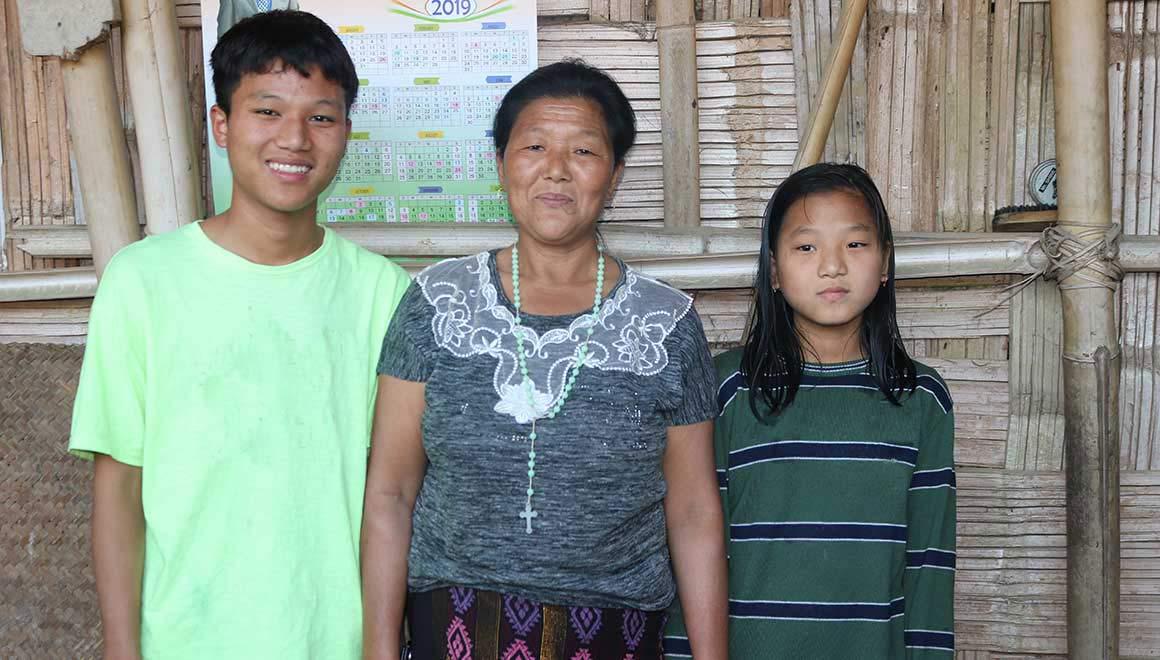Missionsaktion 2019 für eine Schule im Himalaya