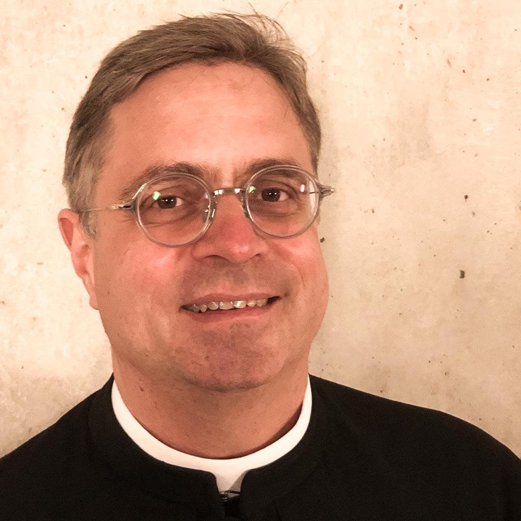 Pater Markus Hau SAC