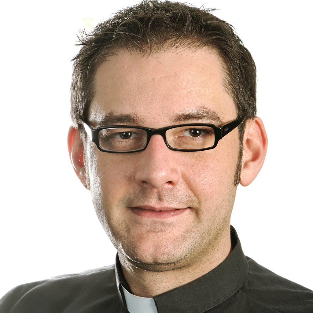 Pater Geißler SAC