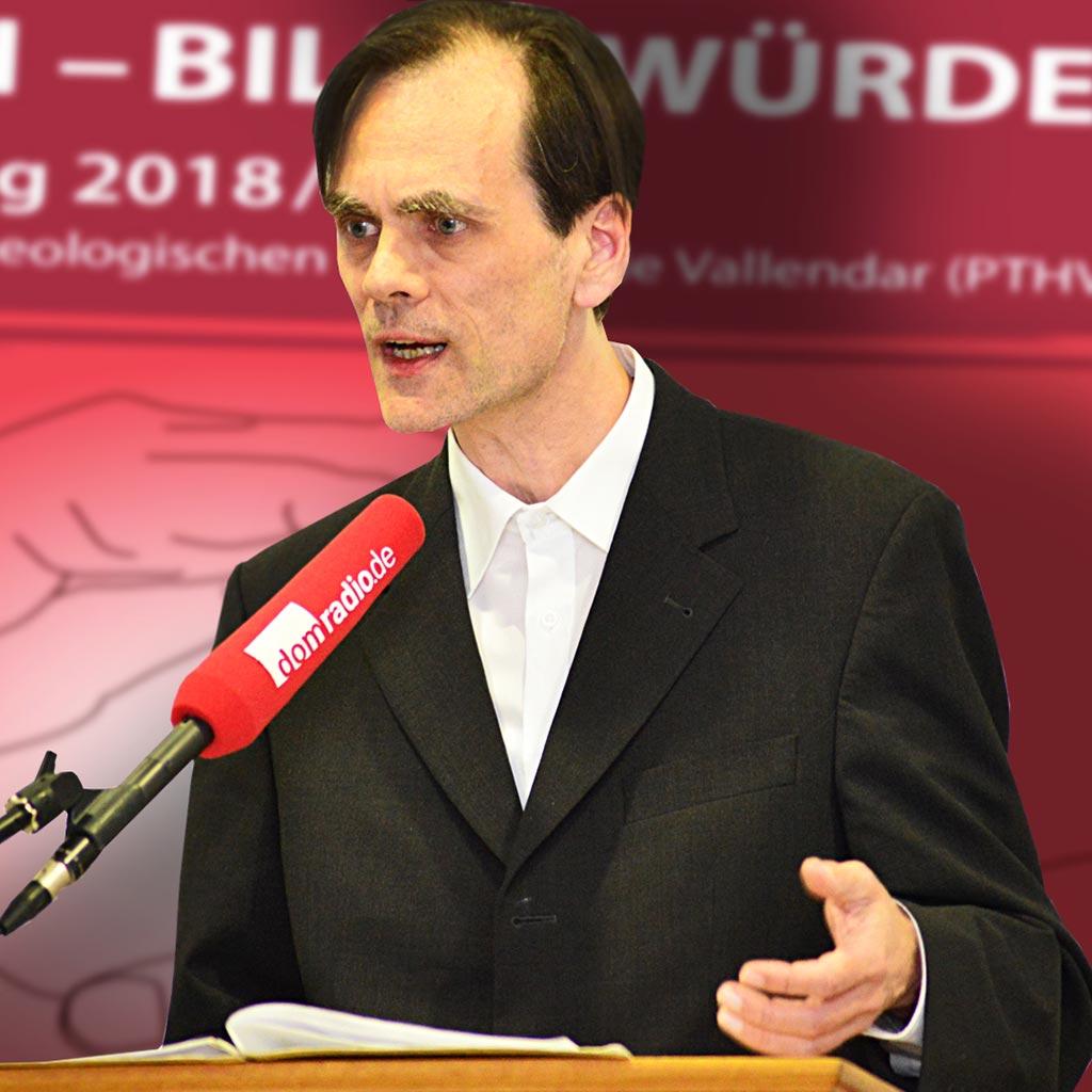 Prof. Dr. Alban Rüttenauer Ringvorlesung Jedermann