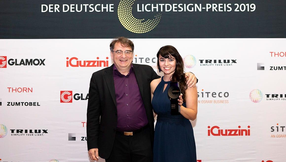 Lichtdesign-Preis für Pallottinerkirche in Limburg