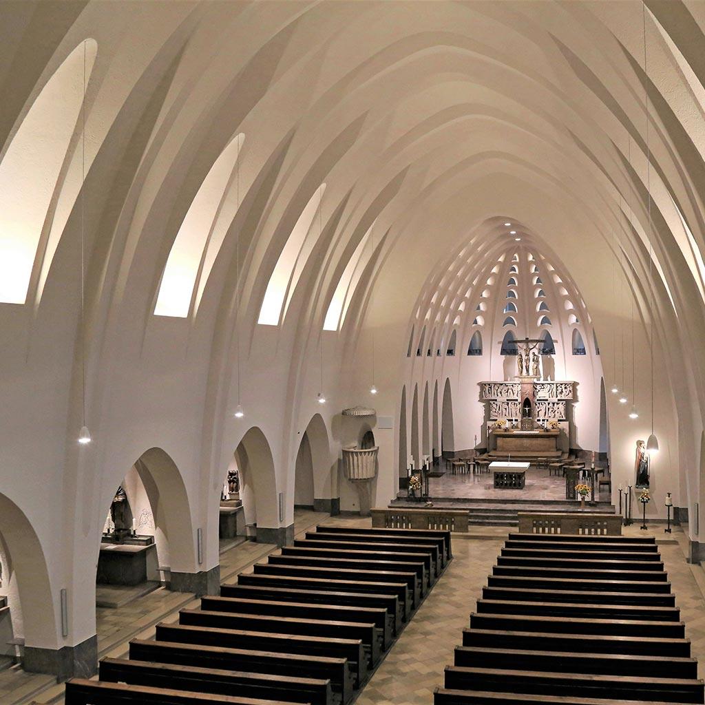 Lichtplanung für St. Marien Limburg