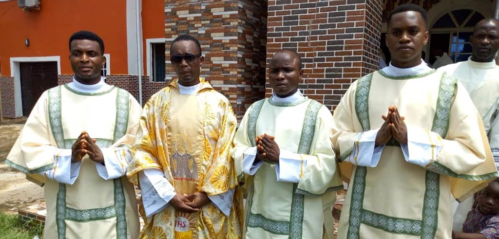Diaconate Ordination Mbaukwu Nigeria