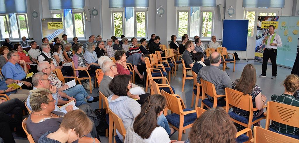 Forum Vinzenz Pallotti als Gastgeber des Erlebnistages 2019
