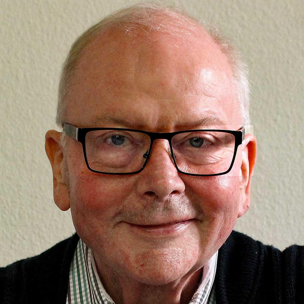Pater Klaus Gröters SAC
