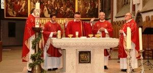 Abschied vom Katholischen Forum in Dortmund und Aufbruch auf den Kohlhagen