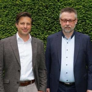 Pater Heite und Pater Modenbach verabschieden sich vom Katholischen Forum Dortmund