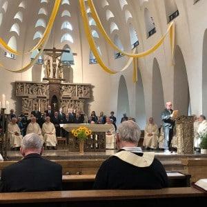 Professjubilare und Jubilare der Priesterweihe 2019