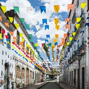 Brasilien Sao Luis Historische Altstadt