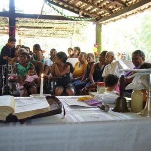 Gottesdienst im Norden Brasiliens