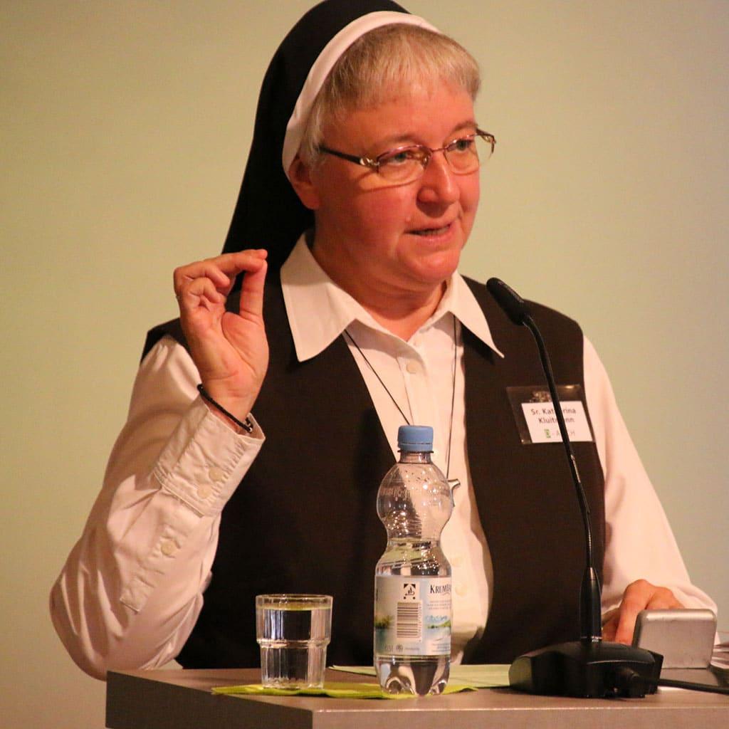Schwester Katharina Kluitmann