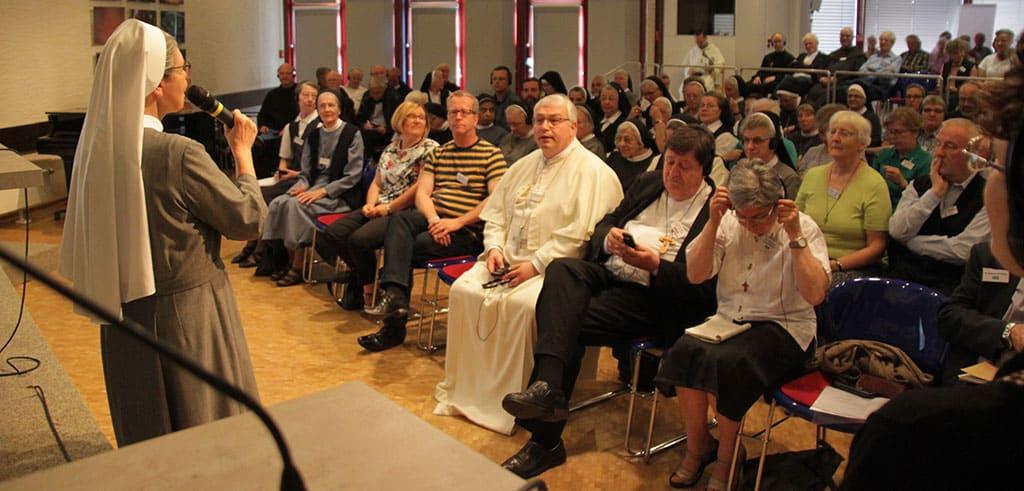Ottmaringer Tage für Orden und geistliche Gemeinschaften 2019