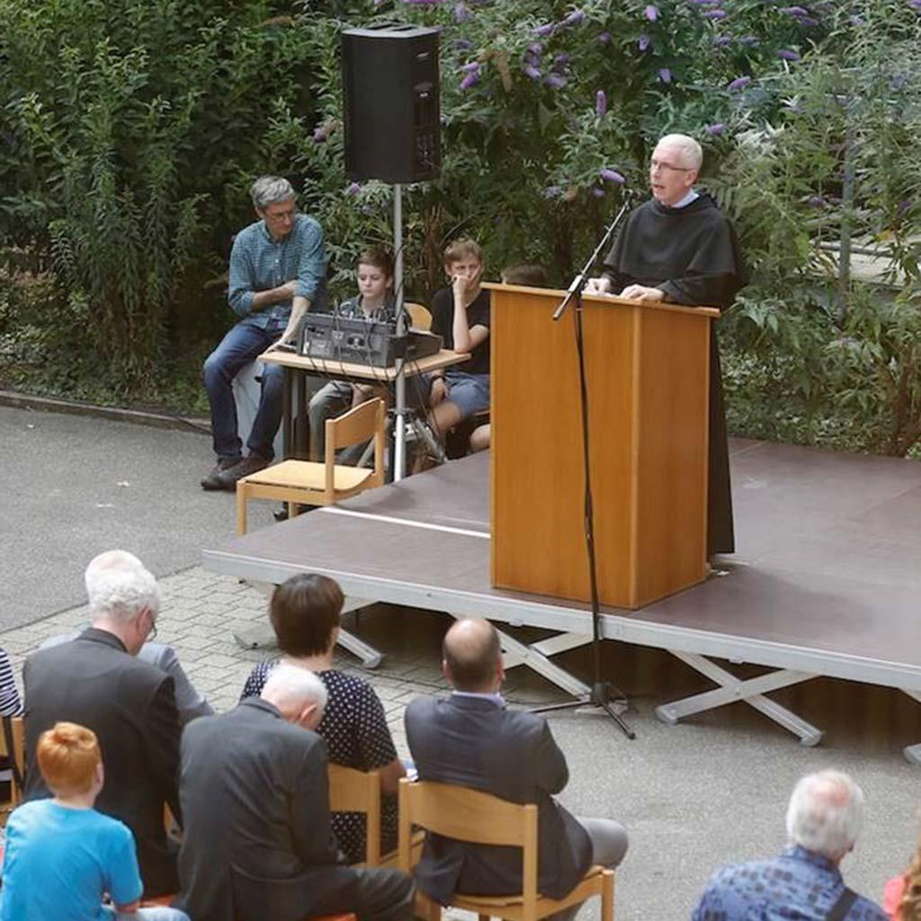 Pater Waldemar Janzer SAC