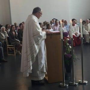 Festpredigt von Vizeprovinzial Pater Michael Pfenning SAC