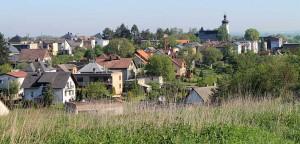 Strahovice, Strandorf, Tschechien