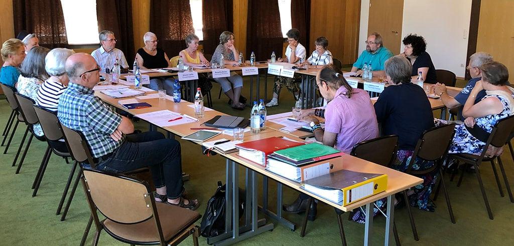 Unio-Vollversammlung in Hochaltingen 2019