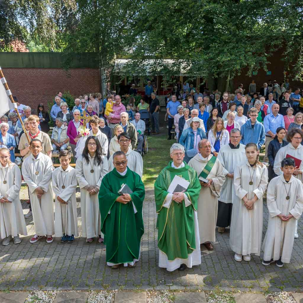 Pfarrei Seliger Johannes Prassek in Hamburg Rahlstedt