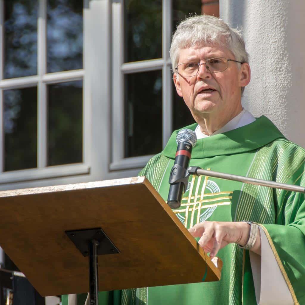 Pallottiner-Pater Hans-Joachim Winkens SAC Hamburg
