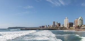 Durban Küstenstadt im Südosten Südafrikas