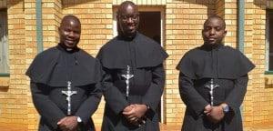 Ewige Profess der Pallottiner in Südafrika
