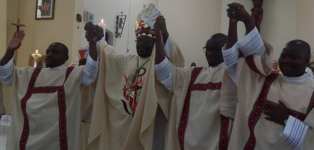 Drei Pallottiner wurden in Durban (Südafrika) zu Diakonen geweiht