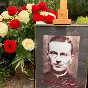 Pater Franz Reinisch SAC Grab in Schönstatt Vallendar