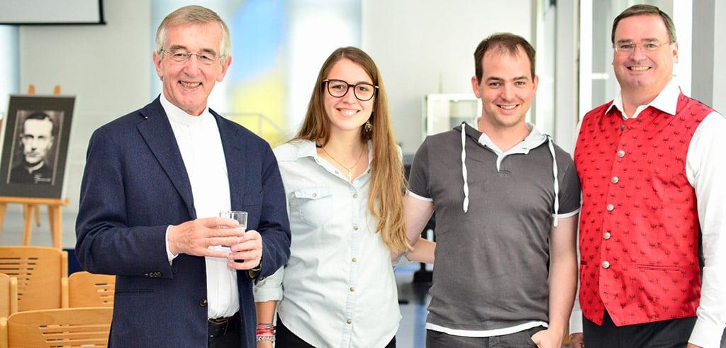 Gäste des Reinischtags in Vallendar 2019