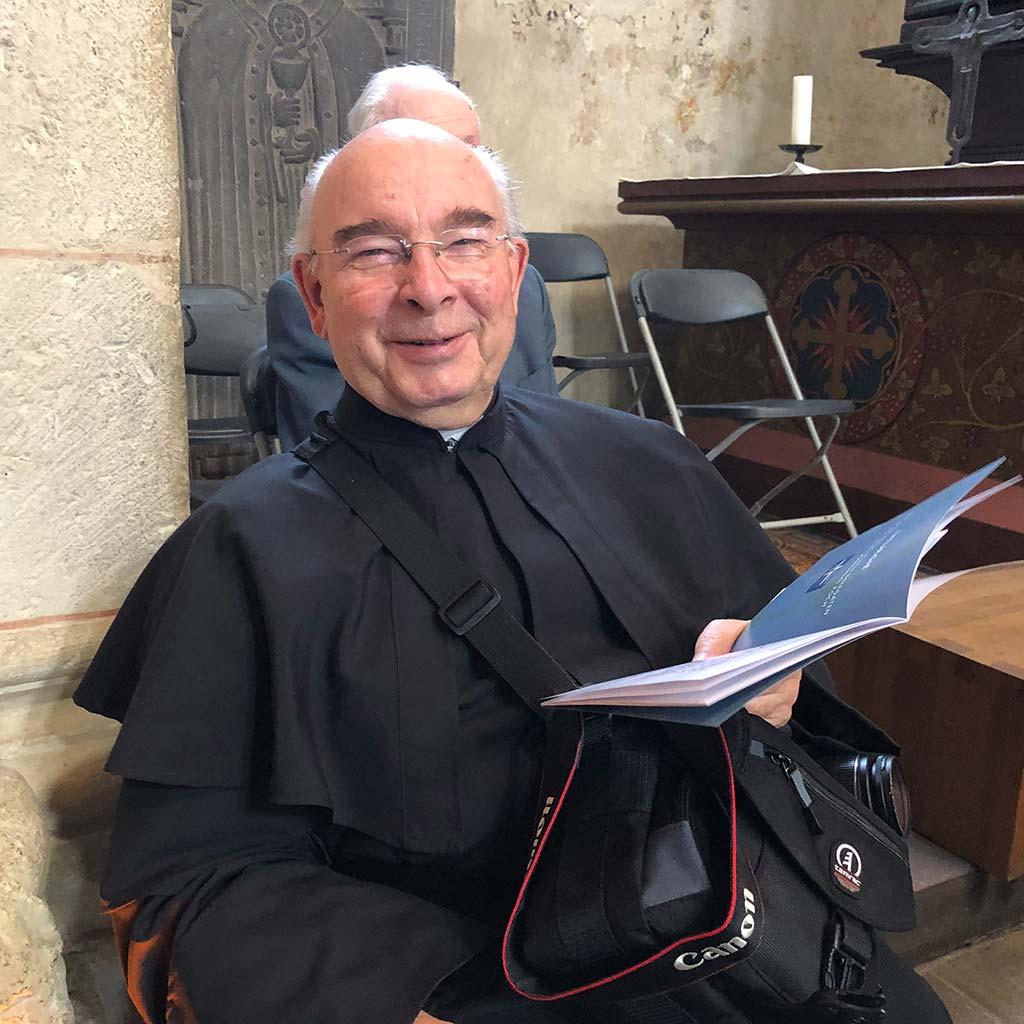Pater Alois Mäntele SAC