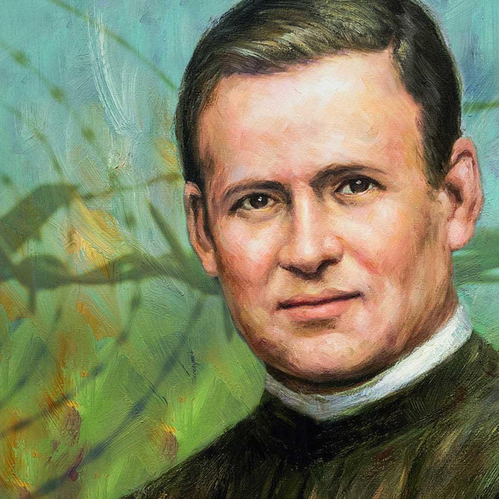 Seliger Pater Richard Henkes