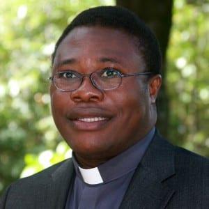 Bischof Bruno Ateba SAC